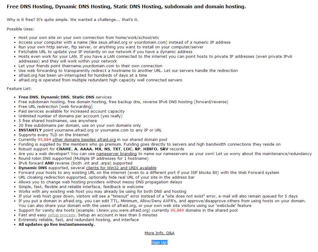 dns1 Как сделать редирект с домена не платя деньги за хостинг