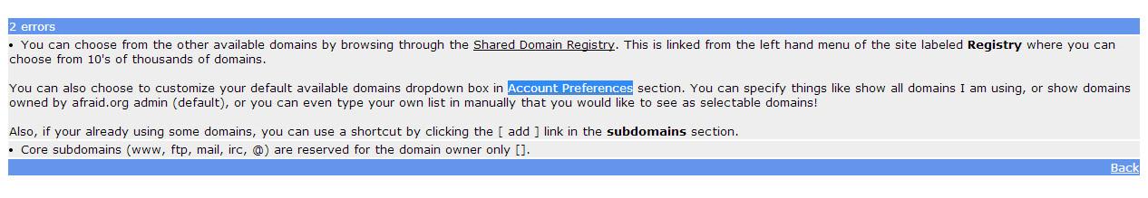 dns13 Как сделать редирект с домена не платя деньги за хостинг