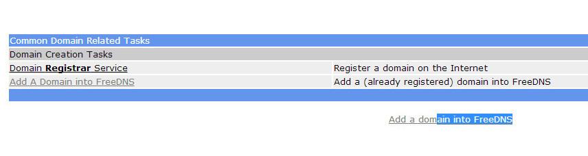 dns6 Как сделать редирект с домена не платя деньги за хостинг