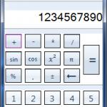 CalcWin7 150x150 Редактор кода с подсветкой синтаксиса