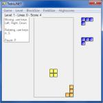 tetris 150x150 Игра на VB6