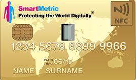карта SmartMetric предлагает карту для расчетов в Bitcoin