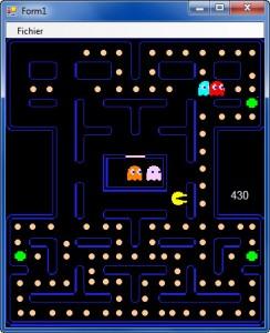 pacman 244x300 Игра   PacMan