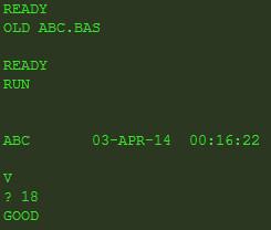 4444 Эмулятор PDP 11 или просто о ДВК