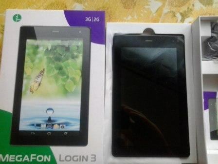 3WOfZ0o0r1E MegaFon Login 3 поступил в продажу!
