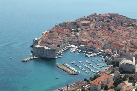 Dubrovnik Vid sverhu 450x300 Павлины, говоришь...