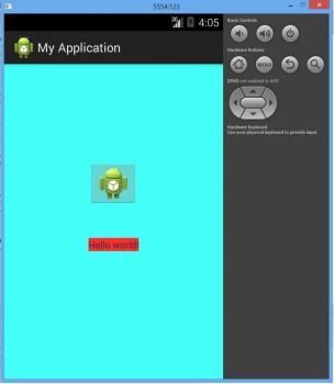 android studio 6 304x350 Первая программа в Android Studio