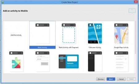 android studio 1 450x271 Первая программа в Android Studio