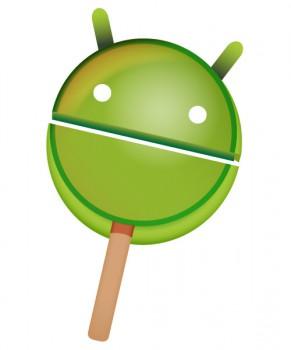 Android Lollipop 291x350 Как работать с базой данных SQLite в Android Studio