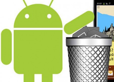 delete app android 450x326 Удаление приложения на Android