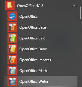 openoffice Чем заменить Word? Работа с таблицами в программе Open Office Writer!