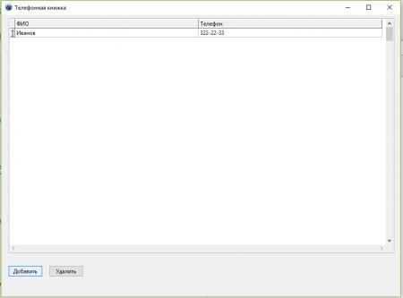 22 450x333 База данных в бесплатном аналоге Delphi   среде разработки Lazarus
