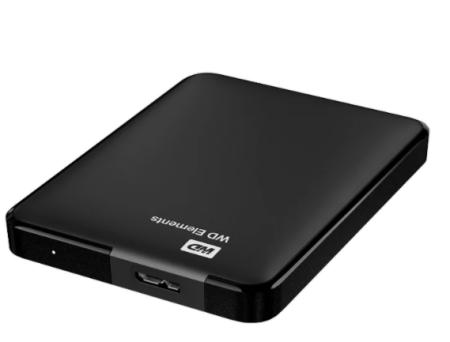 wd 450x342  Обзор популярных внешних жестких дисков