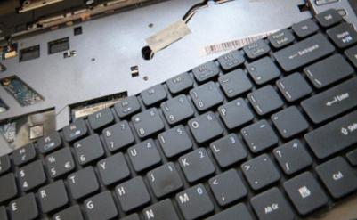 Без имени Причины и решения неработоспособности клавиатуры в ноутбуке